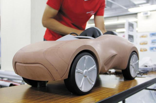 画像: 「国際工科専門職大学(仮称)」カーデザイン学科カーモデリングコースのイメージ。