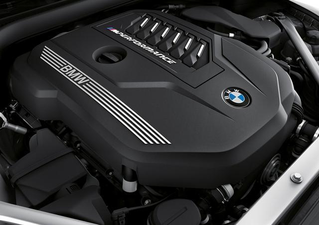 画像: 注目のエンジンは3Lの直6ターボ。最高出力は340ps、0ー100km/h加速は4.4秒だ。