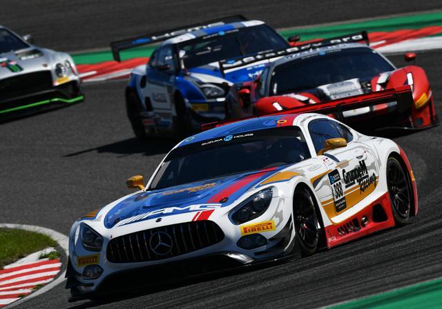 画像2: ポールポジションはフェラーリ
