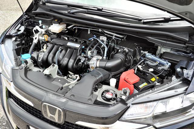 画像: 1.5Lエンジン+1モーターのハイブリッドシステムは、デビュー当初よりかなり熟成かつ洗練されている。