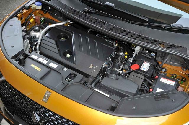 画像: 今回の試乗車は2Lのディーゼルターボエンジンを搭載。1.6L 4気筒ターボのガゾリンモデルもある。