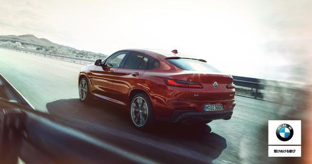 画像: BMW X4 : イントロダクション