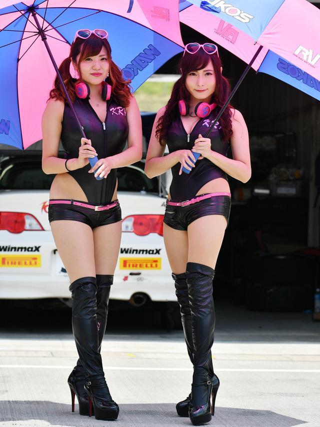 画像: 左 ちゃろサン  右 古藤愛梨さん