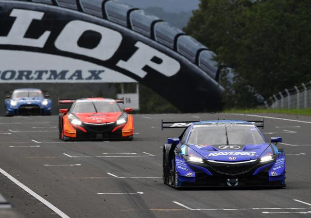 画像: これまで2度の2位があったが、今度こそ表彰台の中央へ
