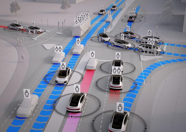 画像: 平均乗車人数を増やすことが渋滞解消にはかなり効果的。