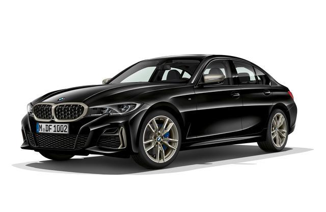 画像: BMW M340i xDrive。
