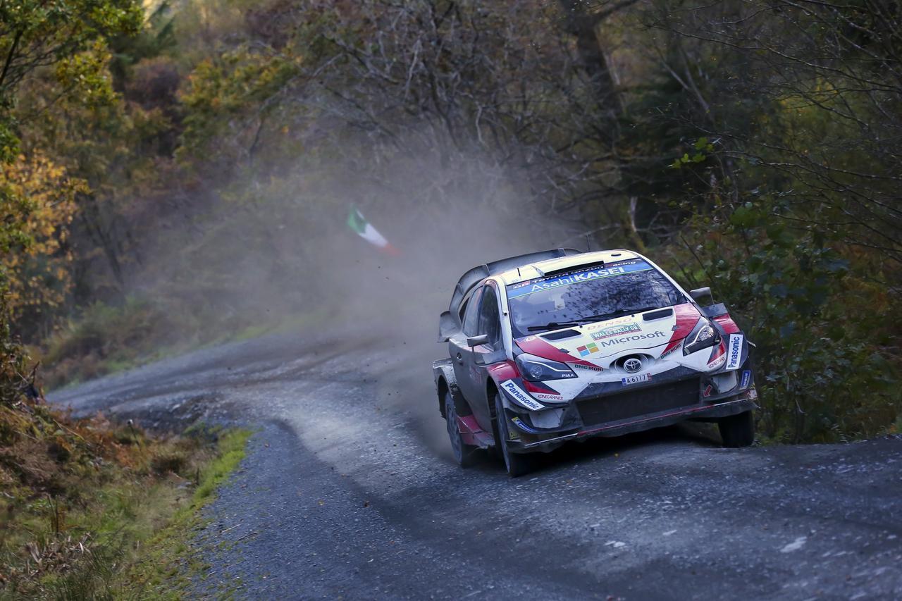 ニュース】WRC第11戦ラリーGBで...