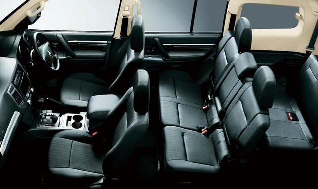 画像: GRのシート。サードシートも備えて7人乗車が可能だ。