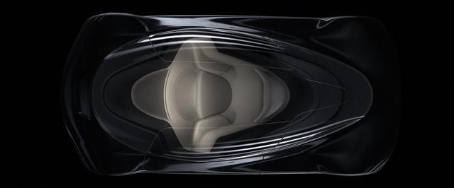 画像: 望まない音やストレスとなる騒音を選択的にフィルターにかけ、同時に快適な生体音響を残すというテーマのアイリーン・チウ氏の作品。