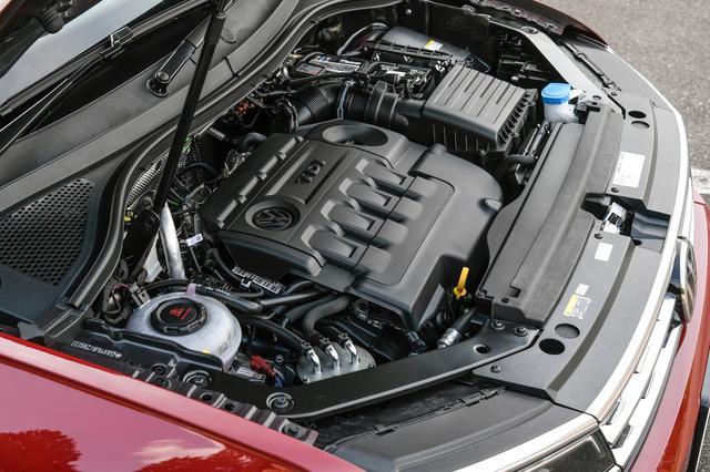 画像: 社内呼称EA288型。フォルクスワーゲン自慢の2L直4クリーンディーゼルエンジンが搭載される。