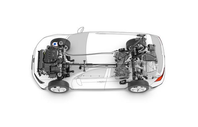 画像: あらゆるシーンにおいて快適で安定した走りを実現するオールラウンドSUVとして、ハルデックスカップリングを採用した独自の4WDシステムを採用。路面状況に応じて走行モードを切り替える4モーションアクティブコントロールも装備する。