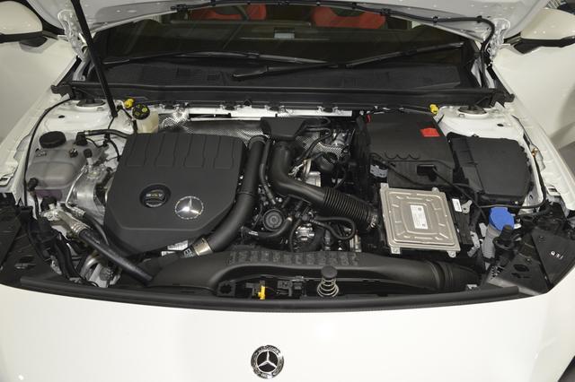 画像: 日本仕様のエンジンは1.33Lの直4ターボ、M282型。