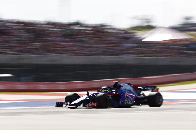 画像: トロロッソはハートレーが9位入賞でドイツGP以来のポイントを獲得した。