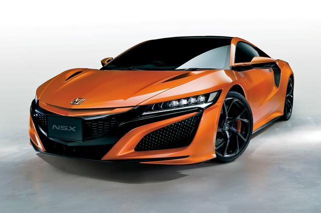 画像: フロントグリルはボディ同色となった。ボディカラーには新色の「サーマルオレンジ・パール」。