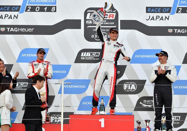 画像5: RACE1ポールはプジョー