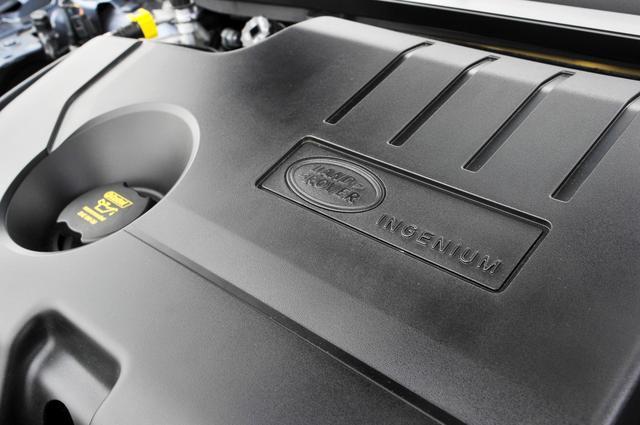 画像: 新世代のディーゼルエンジンらしく、絶対的なトルク感よりも、全域で淀みの少ない扱いやすさを追求している。
