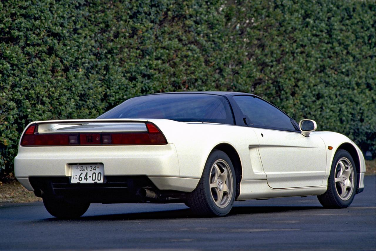 Images : 2番目の画像 - 初代ホンダNSX - LAWRENCE - Motorcycle x Cars + α = Your Life.