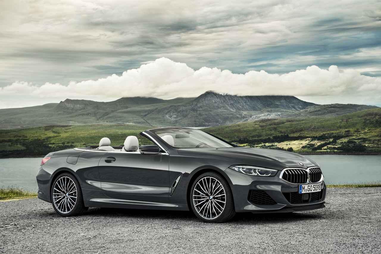 Images : 5番目の画像 - 「【ニュース】BMW 8シリーズ コンバーチブル公開、ロサンゼルスモーターショーでワールドプレミア」のアルバム - Webモーターマガジン