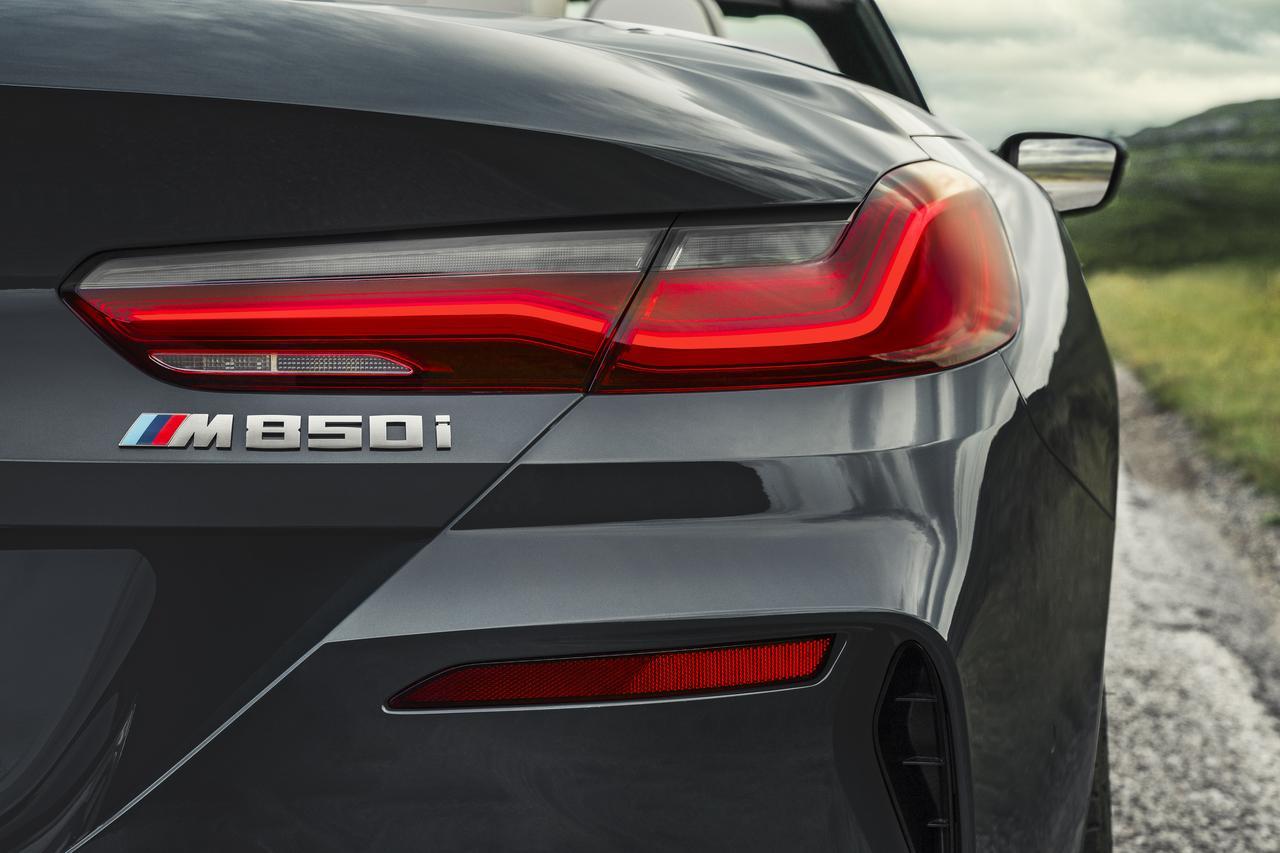 Images : 6番目の画像 - 「【ニュース】BMW 8シリーズ コンバーチブル公開、ロサンゼルスモーターショーでワールドプレミア」のアルバム - Webモーターマガジン