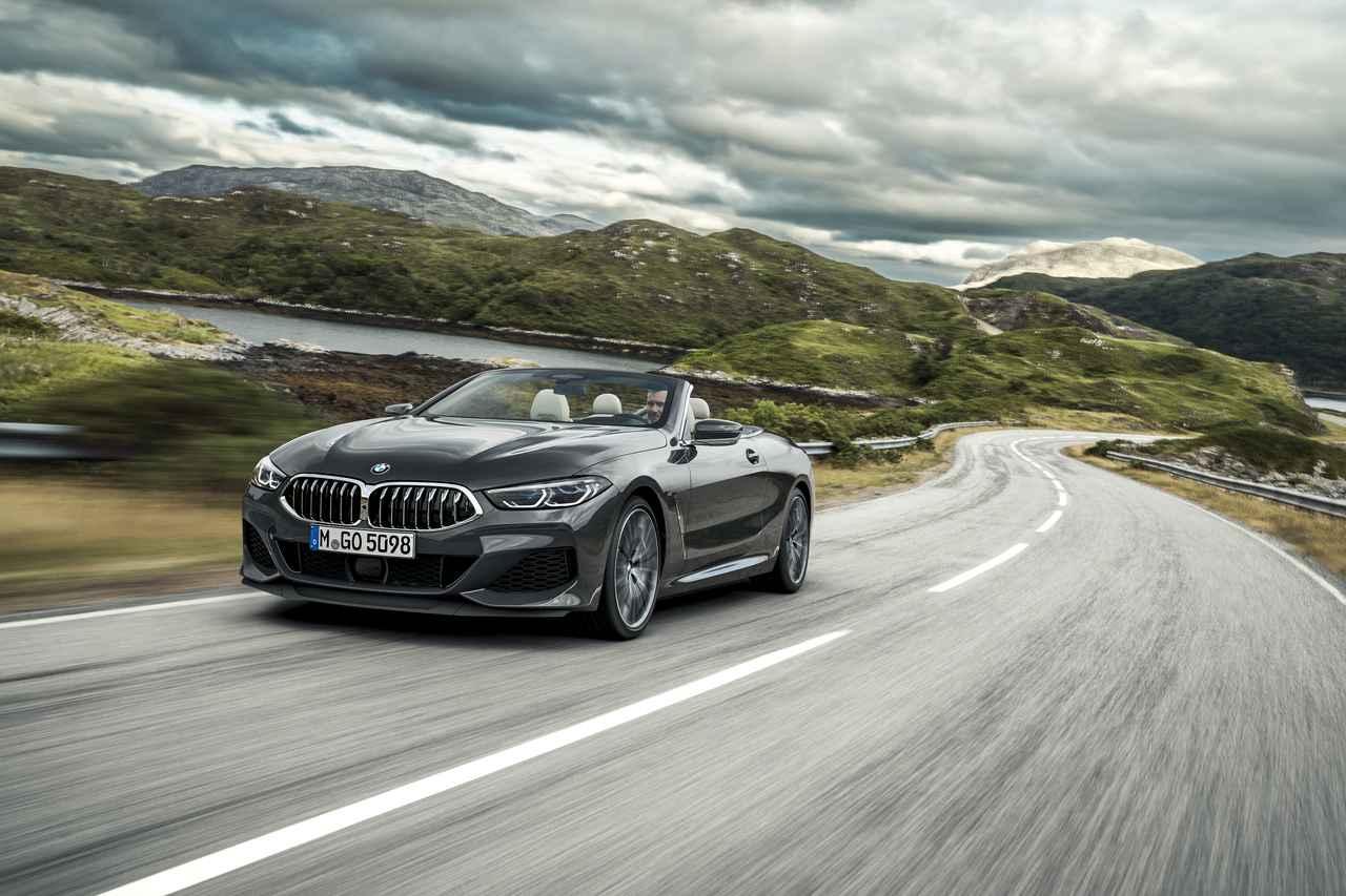 Images : 7番目の画像 - 「【ニュース】BMW 8シリーズ コンバーチブル公開、ロサンゼルスモーターショーでワールドプレミア」のアルバム - Webモーターマガジン