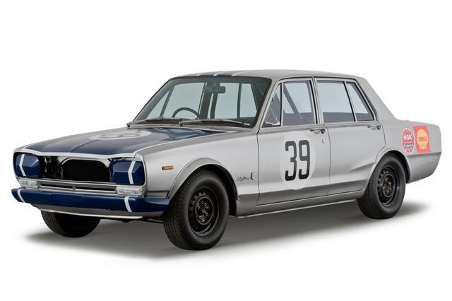 画像: 座間ヘリテージコレクションに展示されているのは、1969年JAFグランプリで初優勝を遂げた仕様だ。