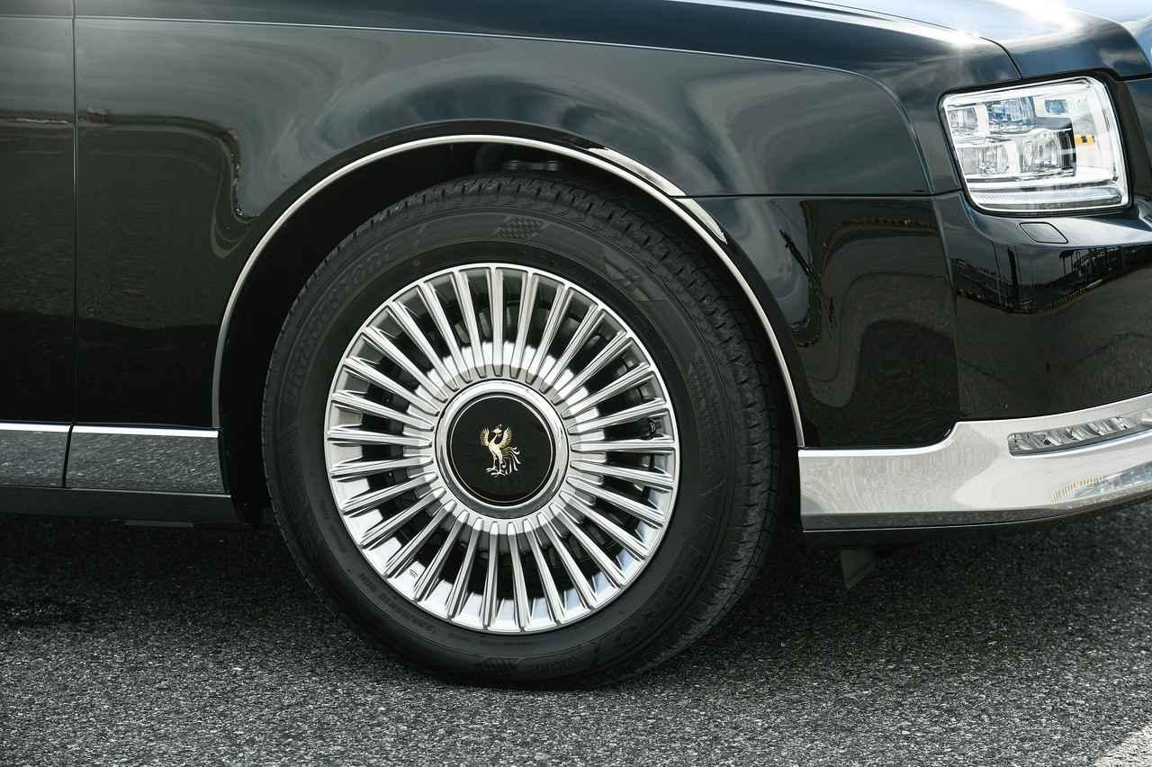 Images : 9番目の画像 - 「【試乗】トヨタ センチュリーはその品格と匠の技をどう継承したのか」のアルバム - Webモーターマガジン
