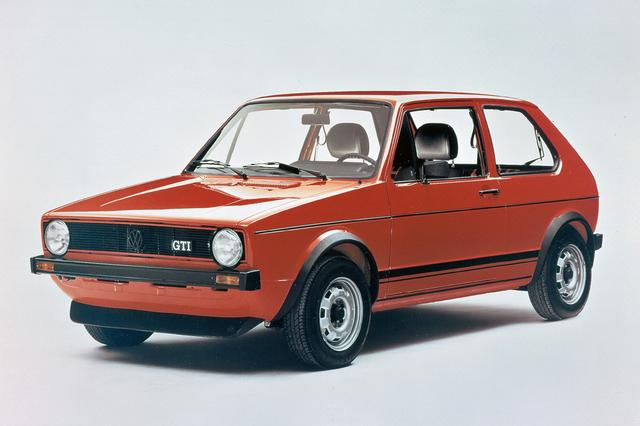 画像: ジウジアーロ・デザインを代表するクルマといえば、初代VWゴルフと言う人は多い。