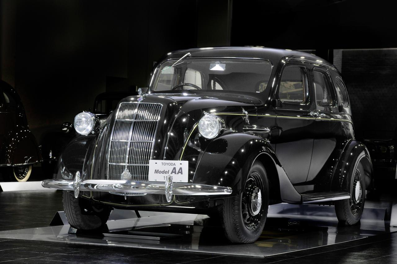 Images : 5番目の画像 - 「【自動車博物館へ行こう】日本の本格的なクルマ作りは、戦前の1936年、トヨダAA型から始まった」のアルバム - LAWRENCE - Motorcycle x Cars + α = Your Life.
