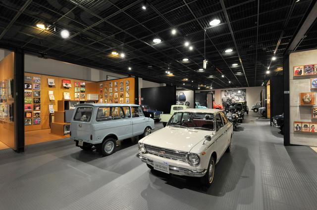 画像2: トヨタ博物館