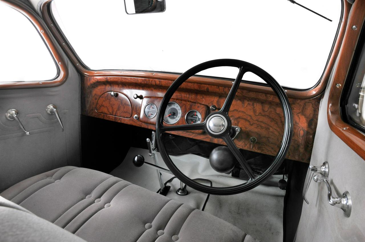 Images : 2番目の画像 - 「【自動車博物館へ行こう】日本の本格的なクルマ作りは、戦前の1936年、トヨダAA型から始まった」のアルバム - Webモーターマガジン