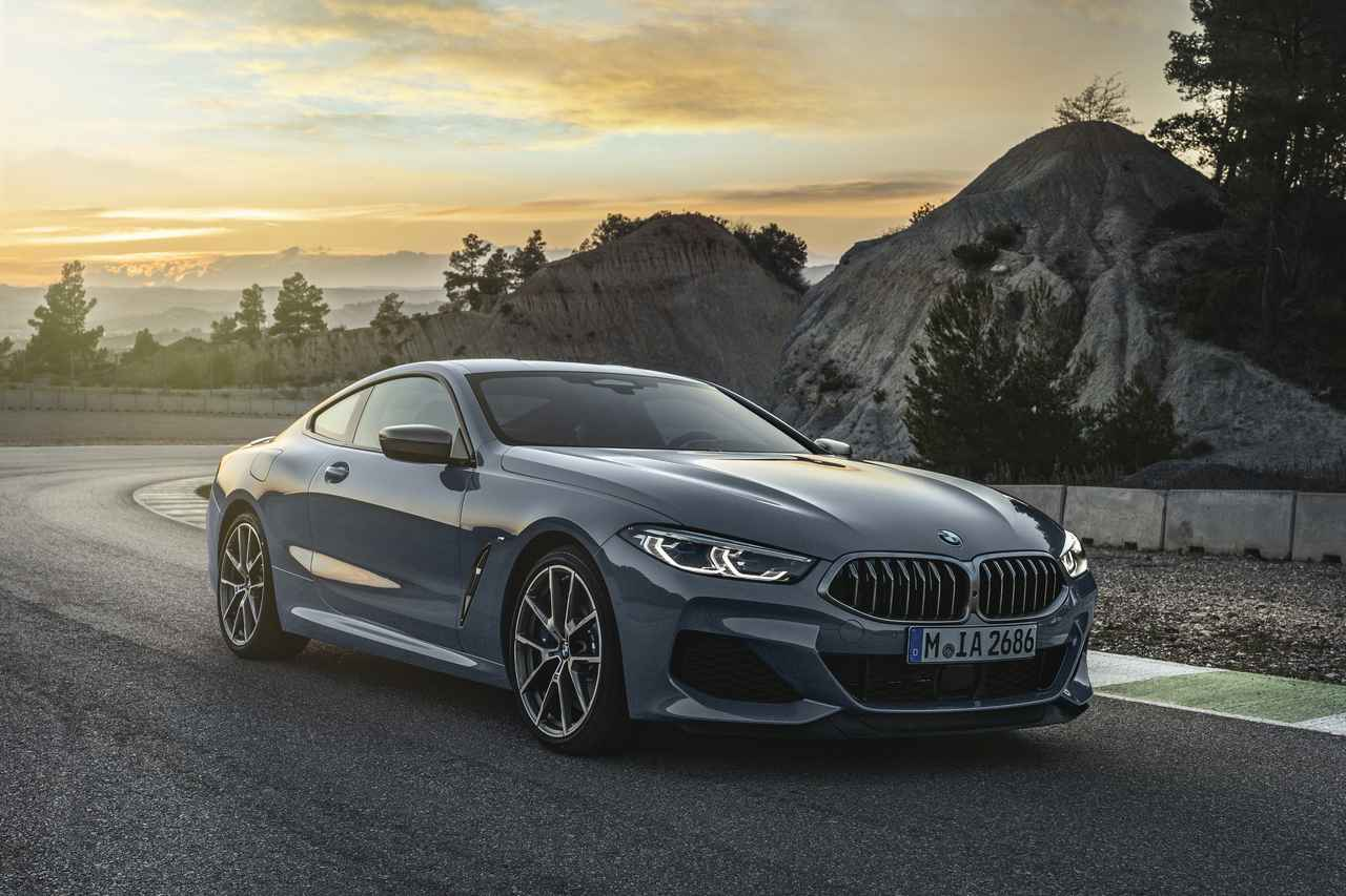 Images : 2番目の画像 - BMW8シリーズ・クーペ - LAWRENCE - Motorcycle x Cars + α = Your Life.