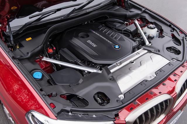 画像: 滑らかでパワフルな3L直6ターボエンジン。かつての自然吸気エンジンのように高回転までは回らないが、どの回転域でもスムーズで気持ちがいい。