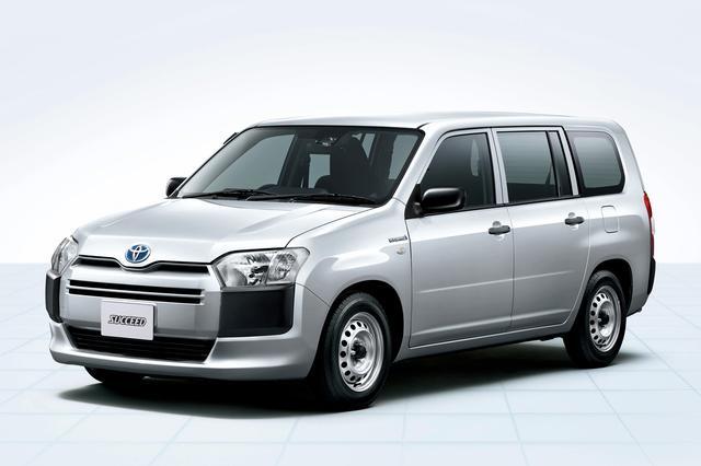 画像: サクシード UL(ハイブリッド車)