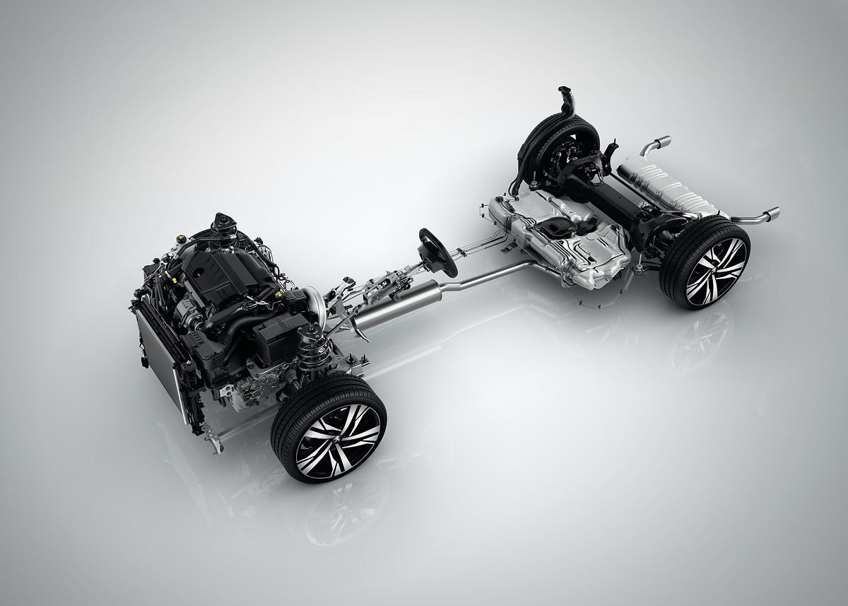 Images : 10番目の画像 - 「【ニュース】新型プジョー508が正式デビュー。 1.6Lガソリンターボと2Lクリーンディーゼル搭載の3モデル」のアルバム - Webモーターマガジン