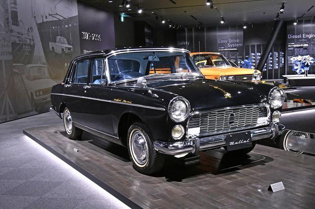 画像: 日本初の量産ディーゼル乗用車