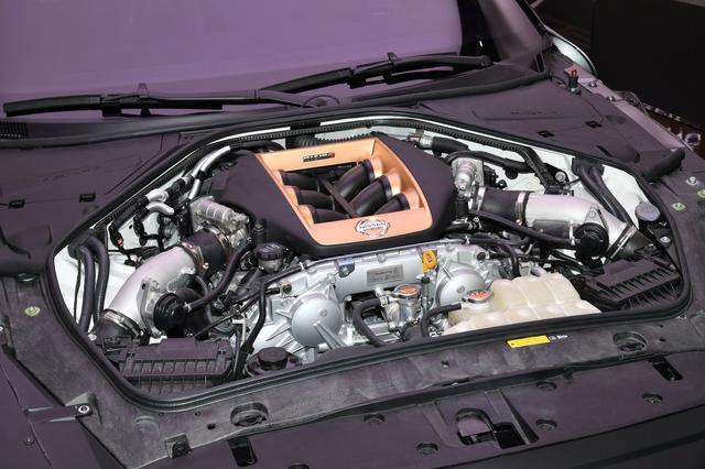 画像: NISMOチューンのハンドビルド・エンジンは720ps/780Nmを発生する。
