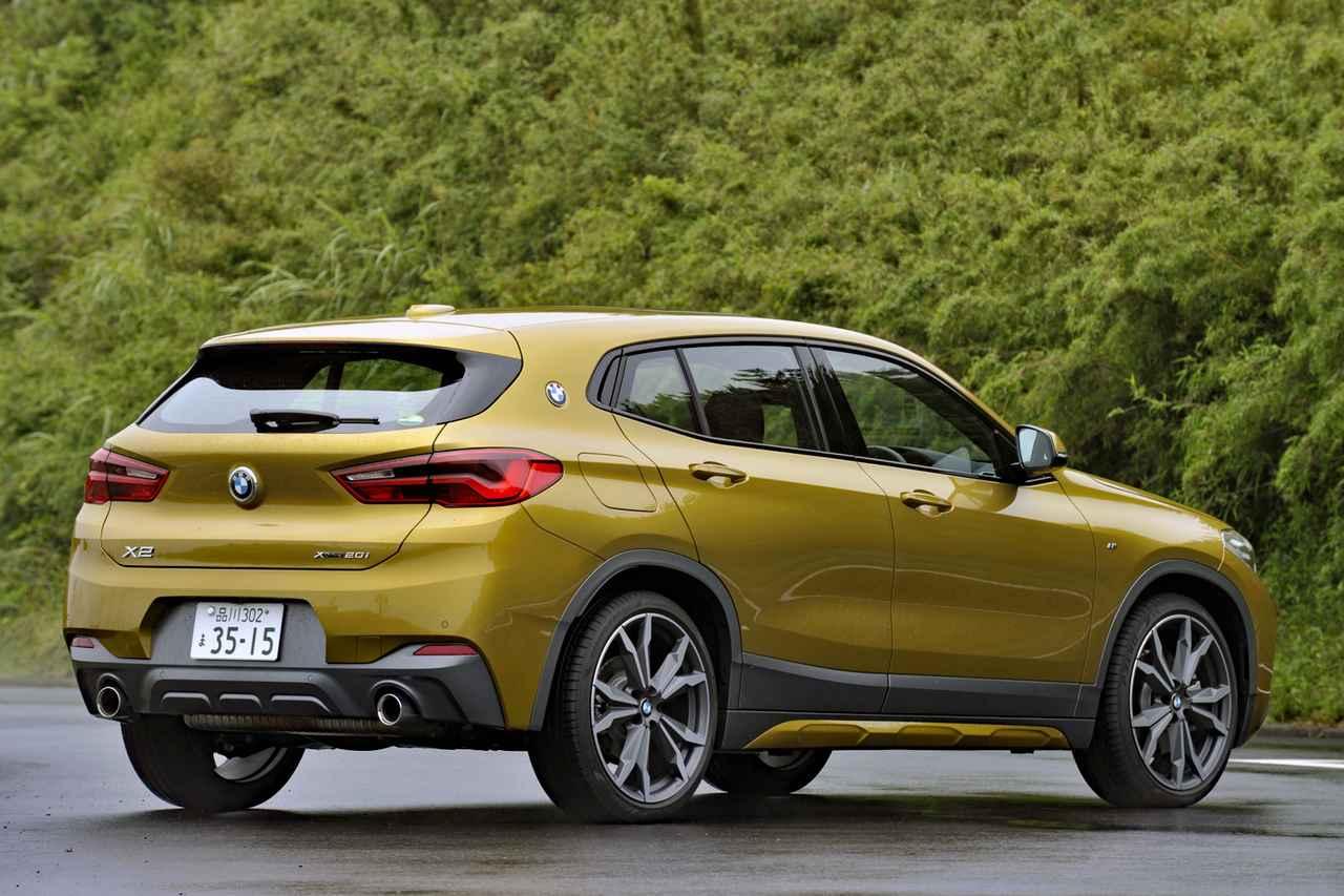 Images : 2番目の画像 - BMW X2 - Webモーターマガジン