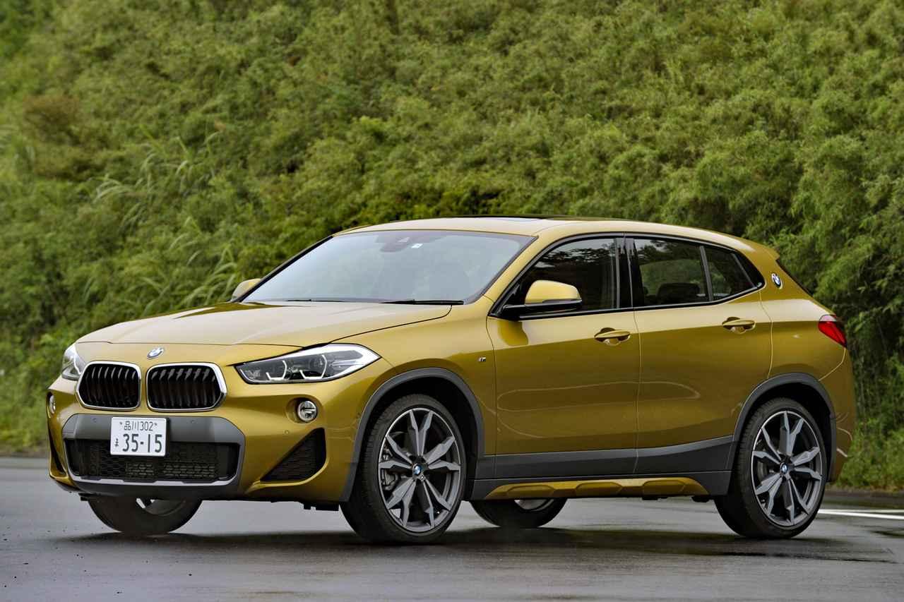 Images : 1番目の画像 - BMW X2 - Webモーターマガジン