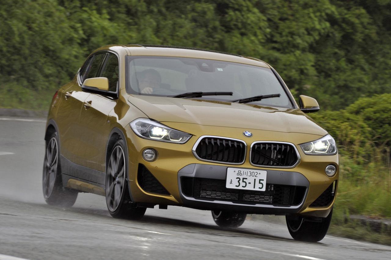 Images : 13番目の画像 - BMW X2 - Webモーターマガジン