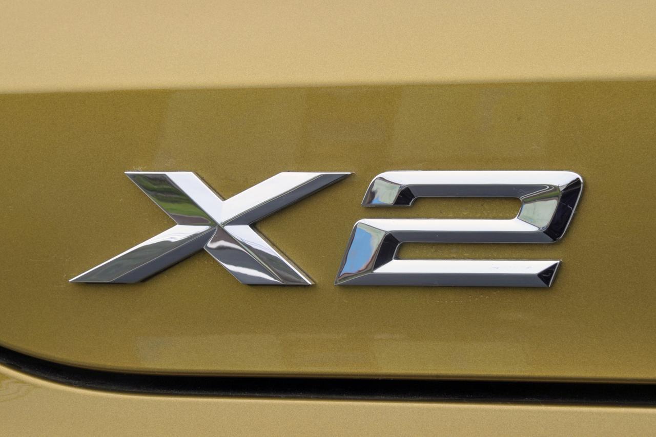 Images : 11番目の画像 - BMW X2 - Webモーターマガジン