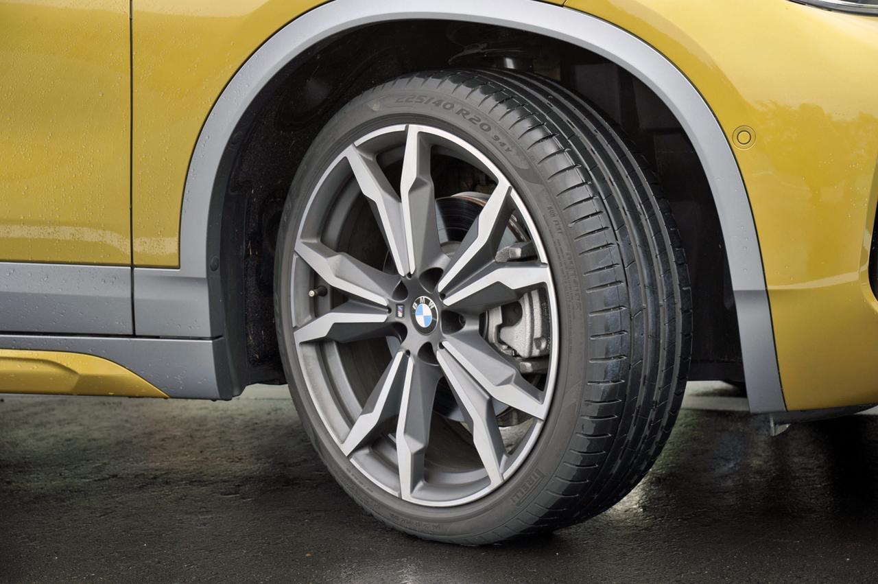 Images : 10番目の画像 - BMW X2 - Webモーターマガジン