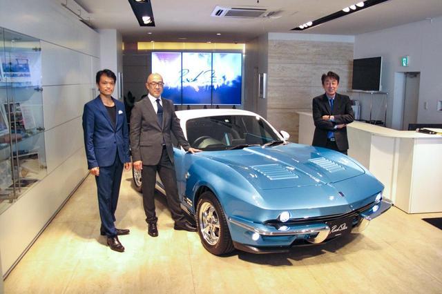 画像: 2018年で創業50周年を迎えた光岡自動車による、記念すべき1台となったロックスター。