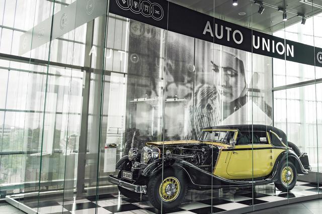 画像2: 戦前に高級車を生産したツヴィッカウ工場は次世代のEV生産拠点に