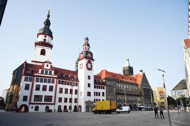 画像1: ドイツ有数の工業都市ケムニッツは苦難を乗り越えて発展し続けている