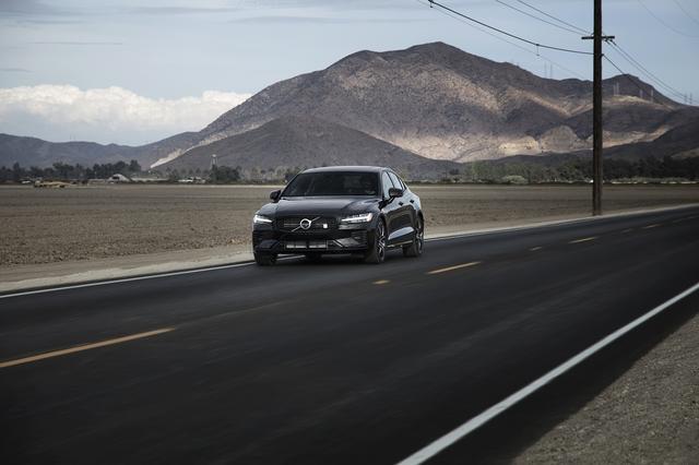 """画像1: 【もう一度、カッコいいセダンが欲しくなる。そんな1台だ】 The New Volvo S60 ー7番目の""""SPA""""に試乗した印象を報告ー"""