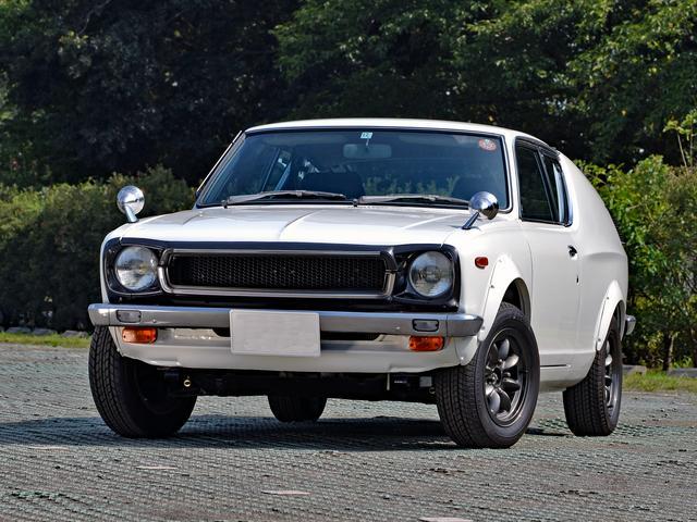 画像: このクルマの正式名称は、1973年式 日産チェリークーペ 1200X-1・R。