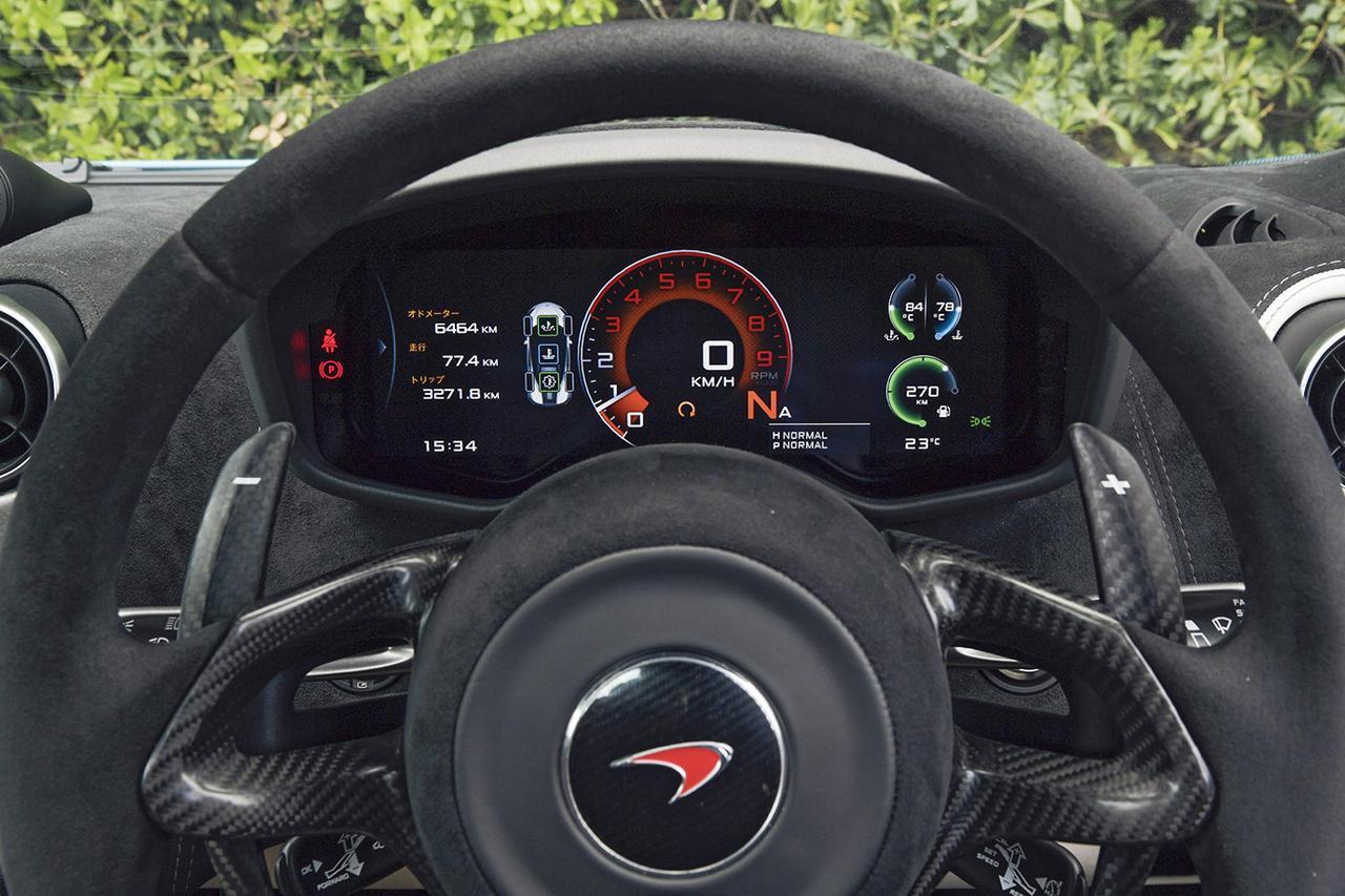 Images : 7番目の画像 - 「マクラーレン 570S スパイダーに触れてマクラーレン成功の理由がわかった【スーパーカーファイル】」のアルバム - Webモーターマガジン