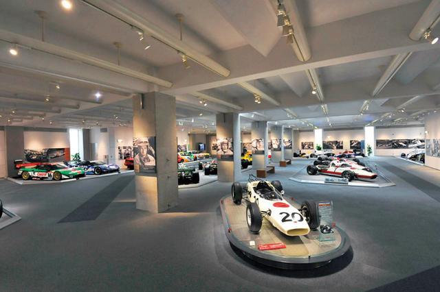 画像1: ホンダ コレクション ホール