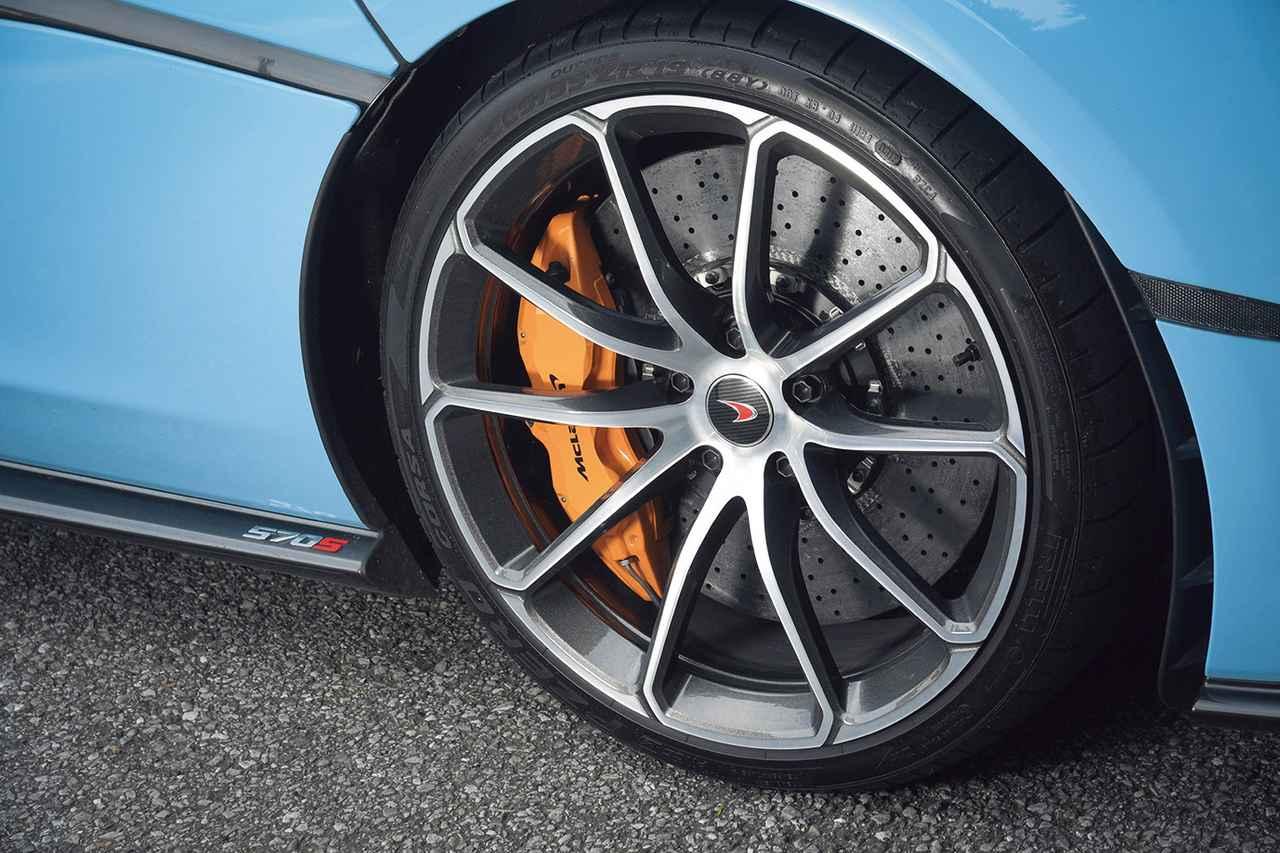 Images : 10番目の画像 - 「マクラーレン 570S スパイダーに触れてマクラーレン成功の理由がわかった【スーパーカーファイル】」のアルバム - Webモーターマガジン