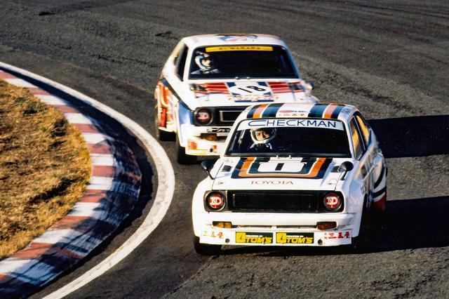 画像: トヨタワークスの解散後、レースにはトムスとクワハラのプライベートで参戦していた。クワハラ車は現存している。